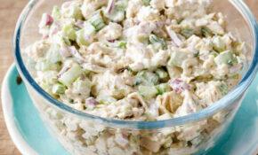 Classic Chicken Salad With Homemade Paleo Mayo (Holy Yum) – Recipes Of Chicken Salad