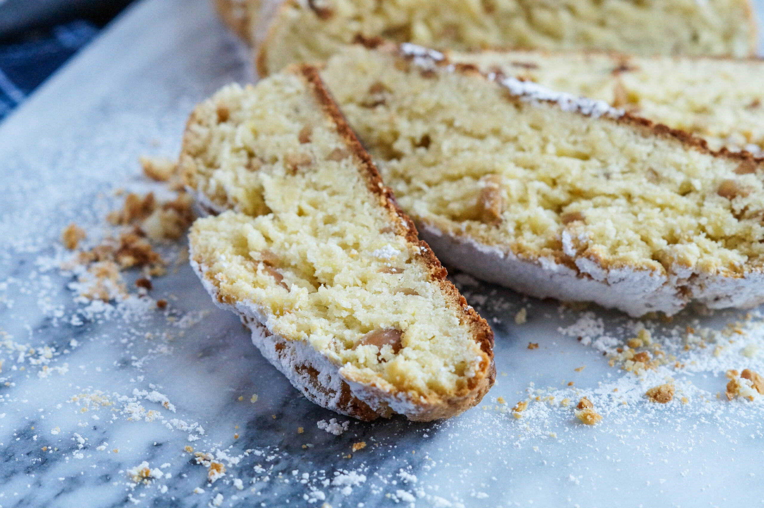 Classic German Baking Cookbook Review and Quarkstollen ..
