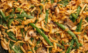 Classic Green Bean Casserole – Recipes Green Bean Casserole Healthy