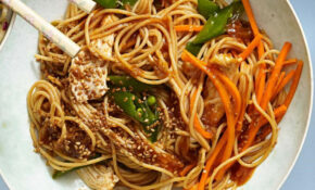 Classic Sesame Noodles With Chicken – Vermicelli Noodle Recipes Chicken