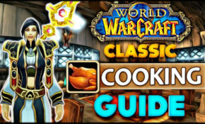 Classic Vanilla WoW Profession Overview/Guide: Cooking, First Aid – Food Recipes Classic Wow