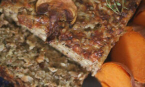 Classic Vegetarian Nut Loaf | Recipe | vegetarian mains ...
