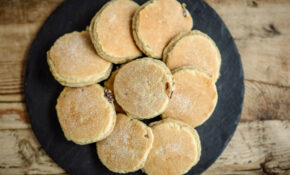 Classic Welsh Cakes Recipe – Great British Chefs – Japanese Vegetarian Recipes