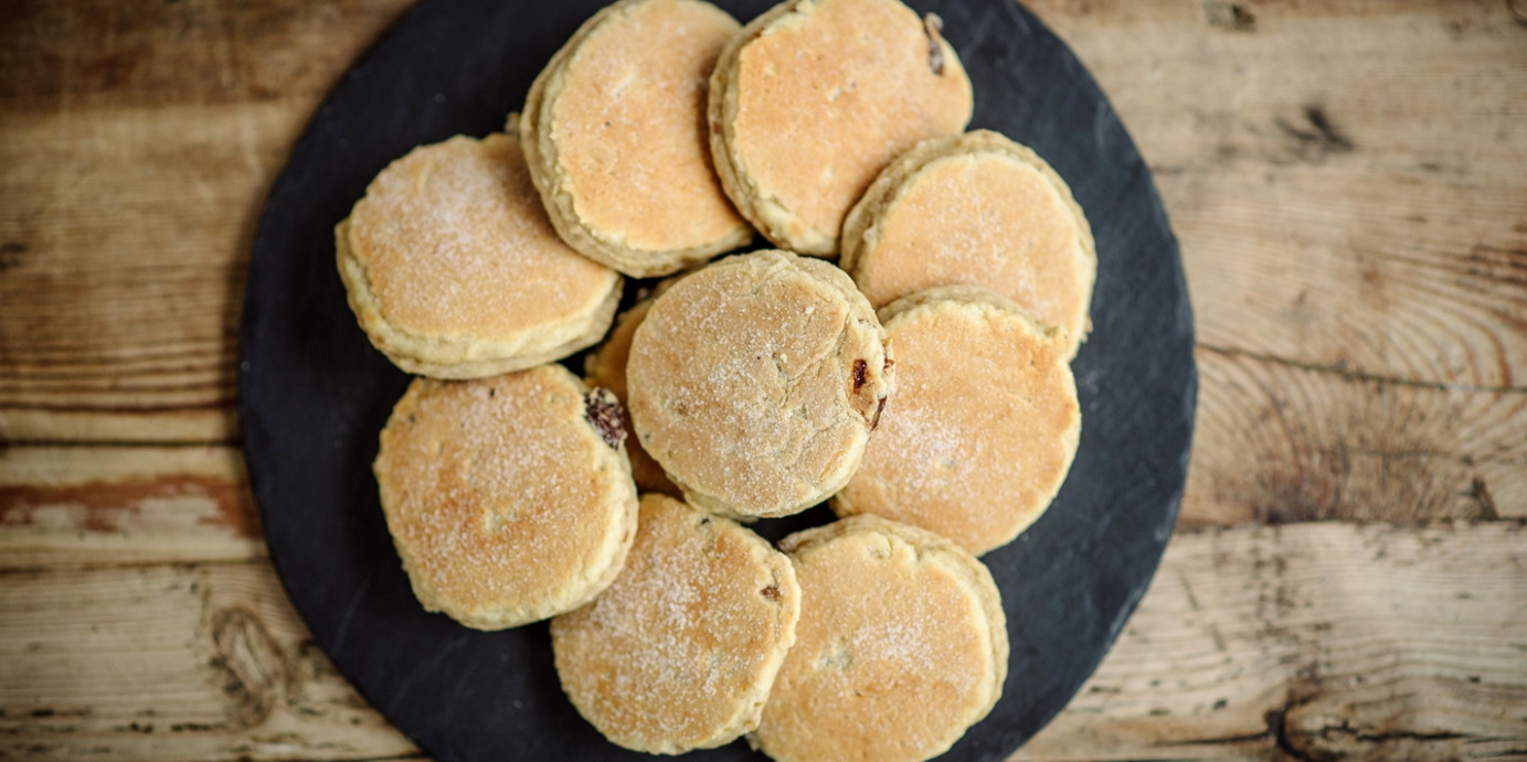 Classic Welsh Cakes Recipe - Great British Chefs - recipes with chicken healthy
