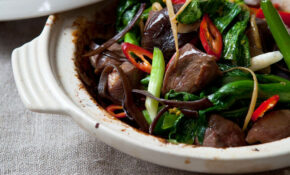 Clay Pot Duck With Ginger | Chinese | Duck Recipes, Clay ..
