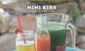Clean & Green: Healthy Juice Recipes To Make In A Blender – Healthy Juice Recipes