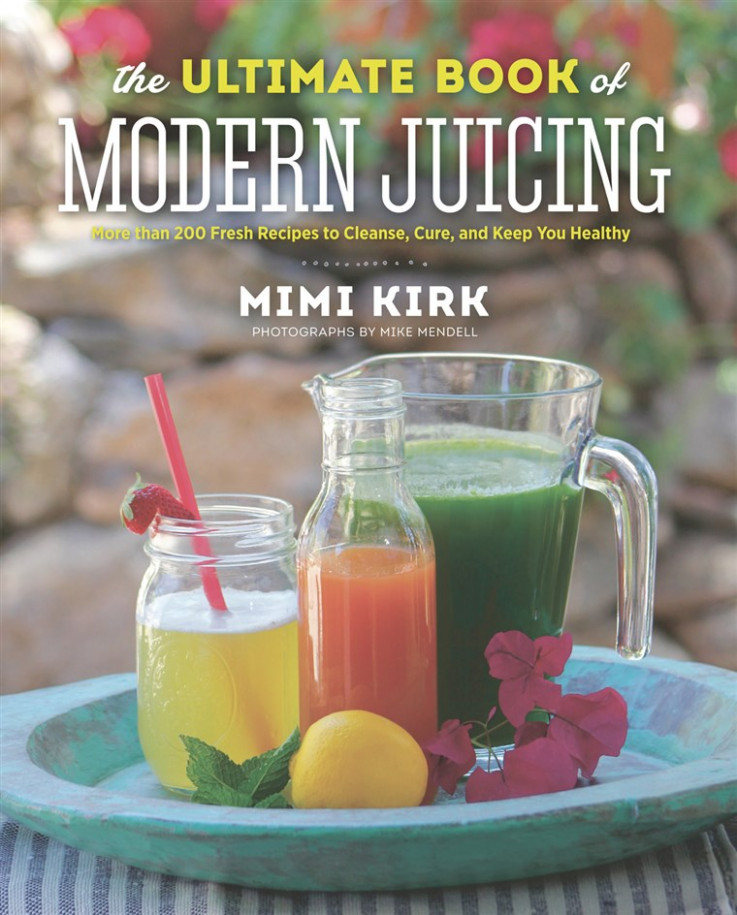 Clean & green: Healthy juice recipes to make in a blender - healthy juice recipes