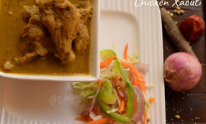 Cocinanispolina: RecipeChicken Xacuti – Chicken Xacuti Recipe