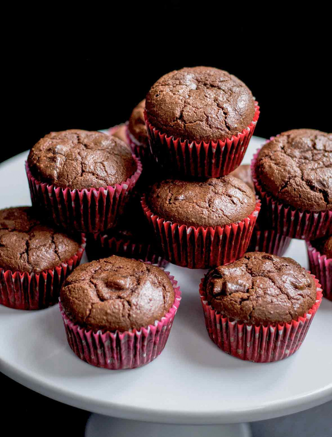 Cocoa Muffins - recipes muffins healthy
