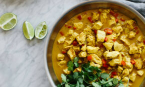 Coconut Curry Chicken – Dinner Recipes Dairy Free