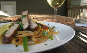 Cold Asian Maple Noodles With Grilled Pork – Recipes Veg For Dinner