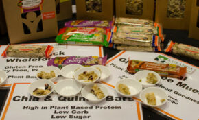 Coles Gluten Free & Healthy Living Expo 2014