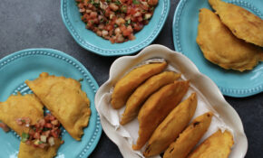 Colombian Empanadas For Mother's Day With Fatgirl Hedonist ..