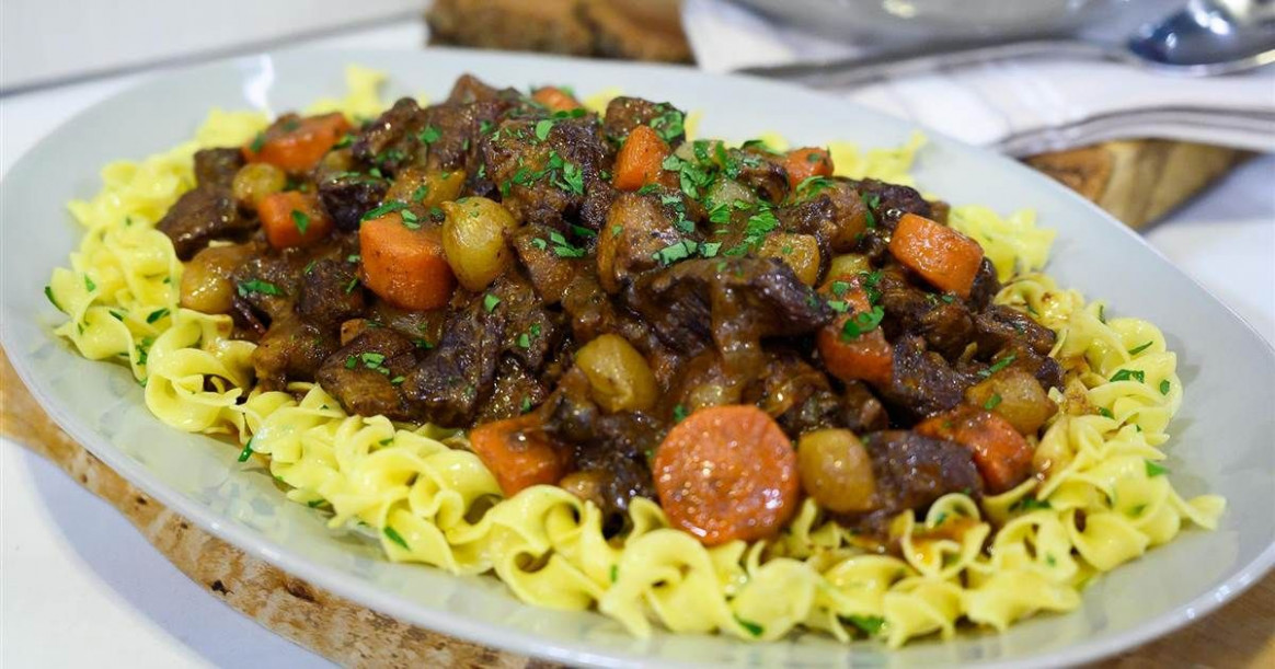 Comfort Food Recipe: Make Valerie Bertinelli's Beef ..