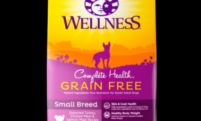 Complete Health Grain Free Small Breed | Wellness Pet Food – Recipes Dog Food Grain Free