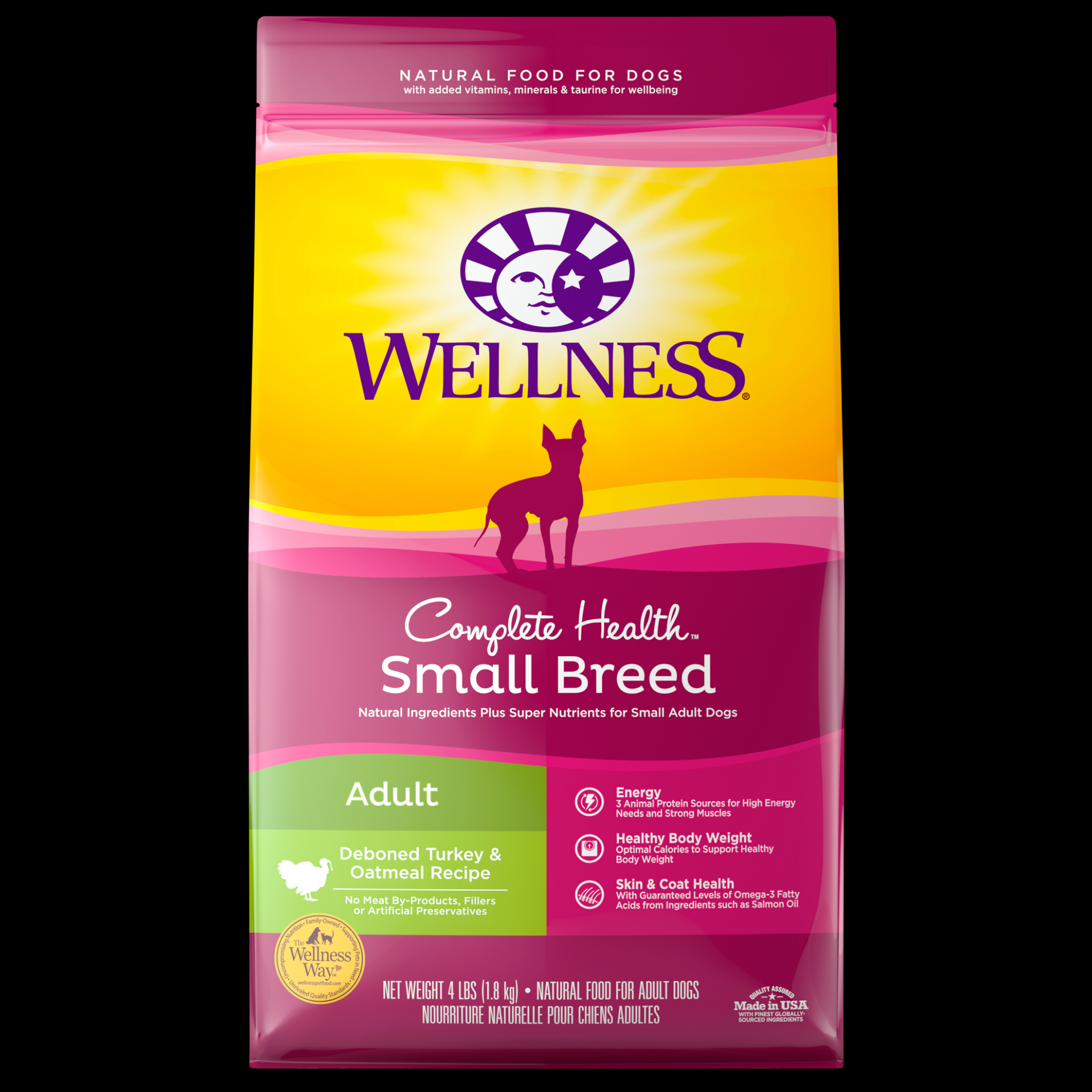 Complete Health Small Breed Turkey & Oatmeal | Wellness Pet Food - homemade dog food recipes vet approved