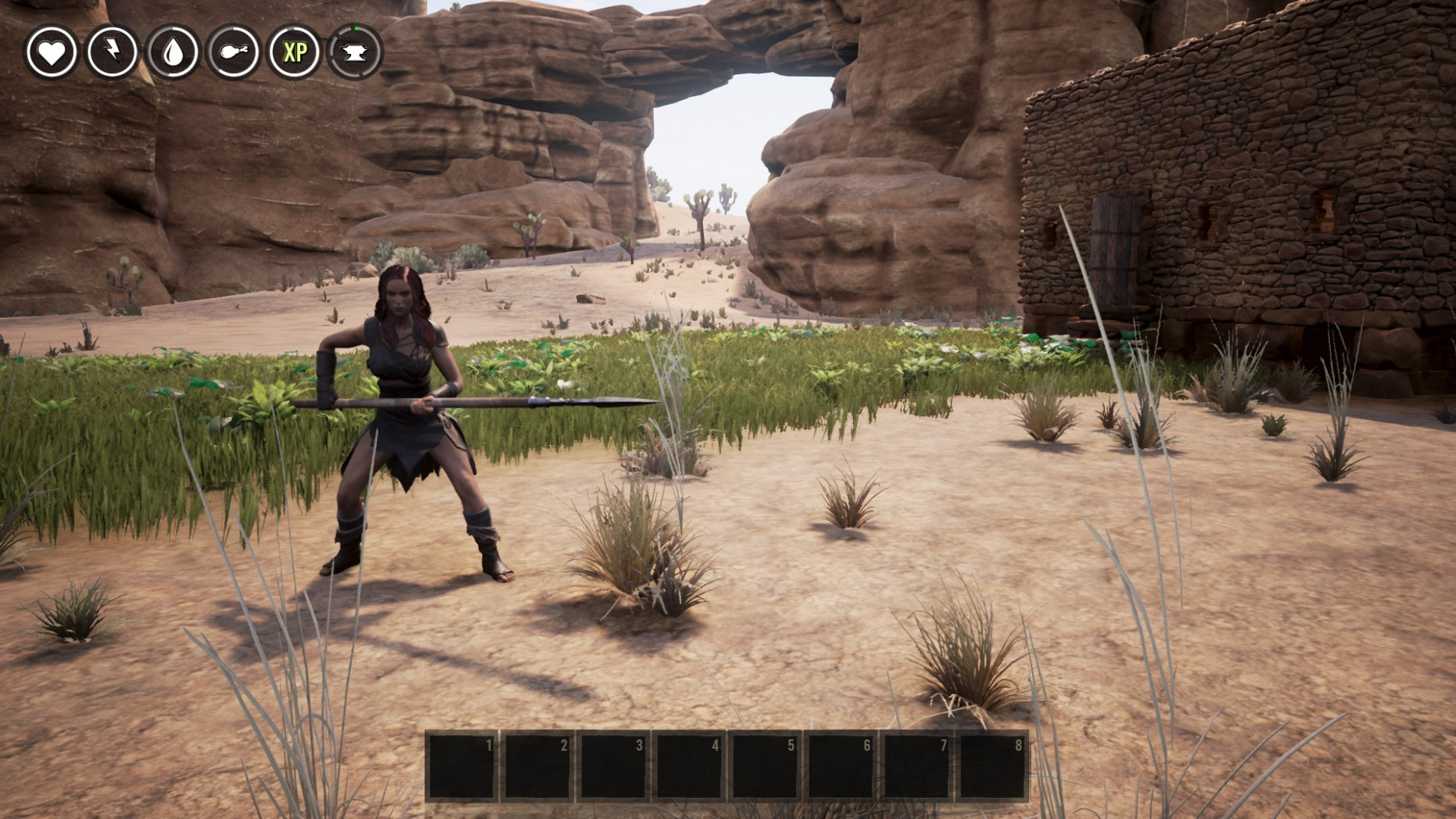 Conan Exiles - Beginners Guide - Naked And Alone - Food Recipes Conan Exiles