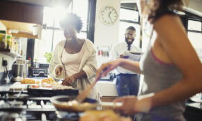 Consumers Prefer And Prioritize Cooking At Home, Peapod Finds – Healthy Recipes At Home