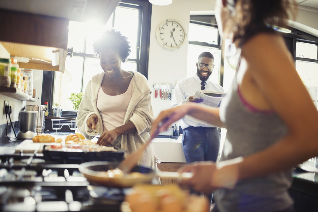 Consumers prefer and prioritize cooking at home, Peapod finds - healthy recipes at home