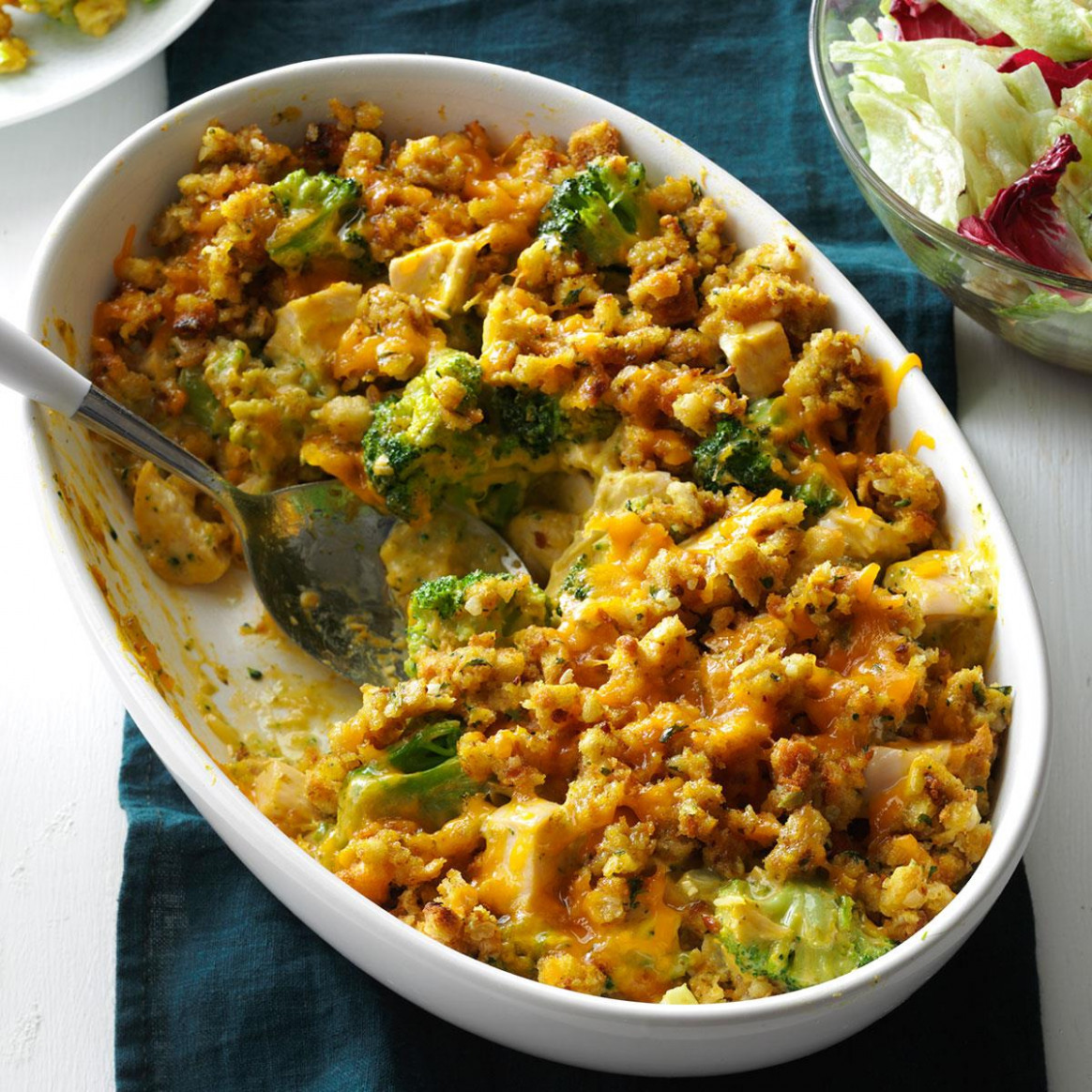 Contest Winning Broccoli Chicken Casserole Recipe Taste ..