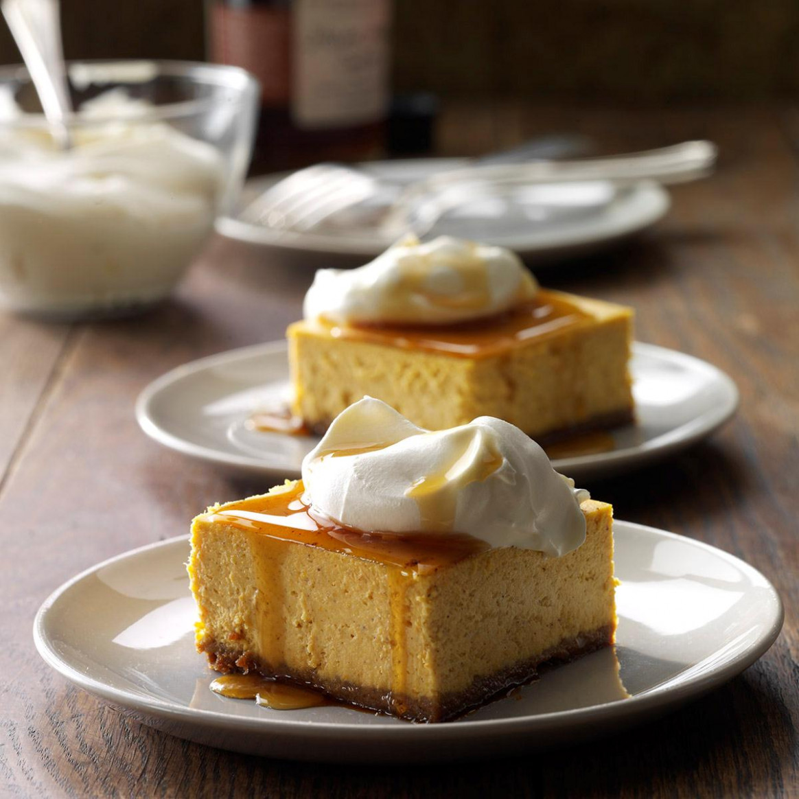 Contest-Winning Pumpkin Cheesecake Dessert Recipe | Taste ..