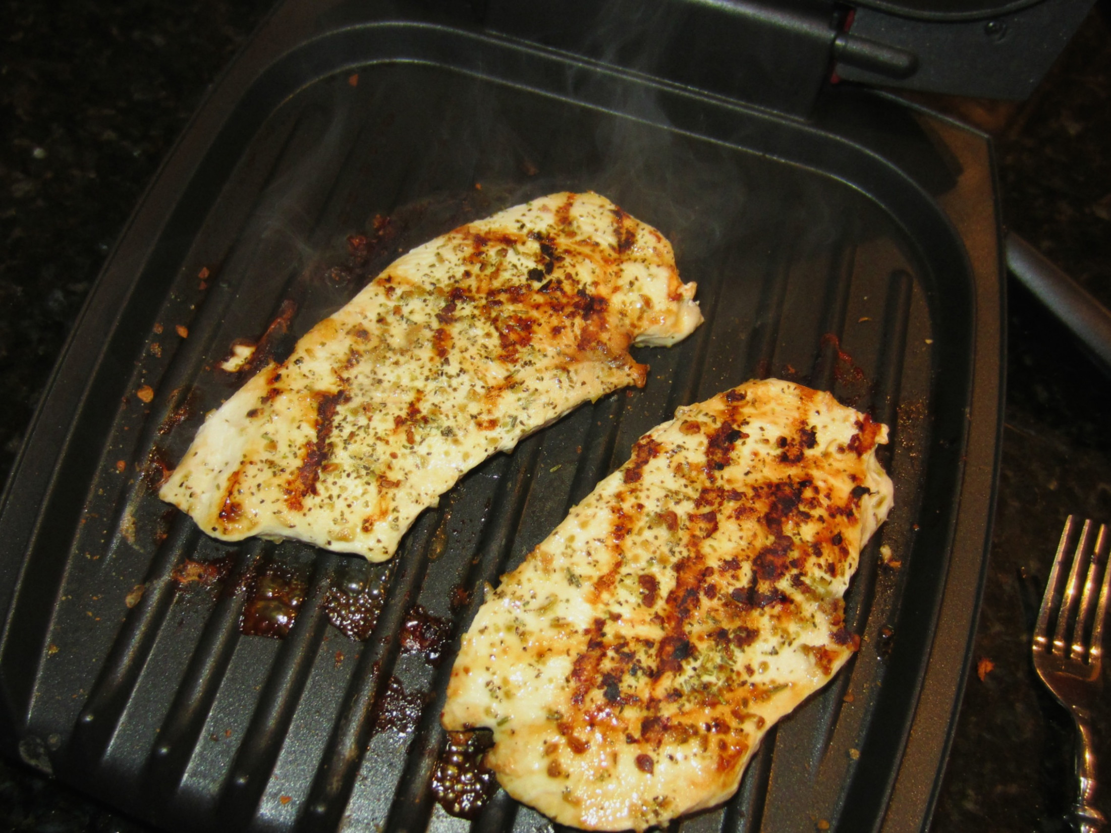 Cook | Berry Sweet Lauren - george foreman grill recipes chicken