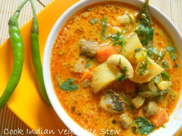 Cook Indian Vegetable Stew | Recipe | FOOD ~ Indian | Soup ..