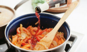 Cook with Wine and Alcohol: Healthy Dinner Recipes | Shape