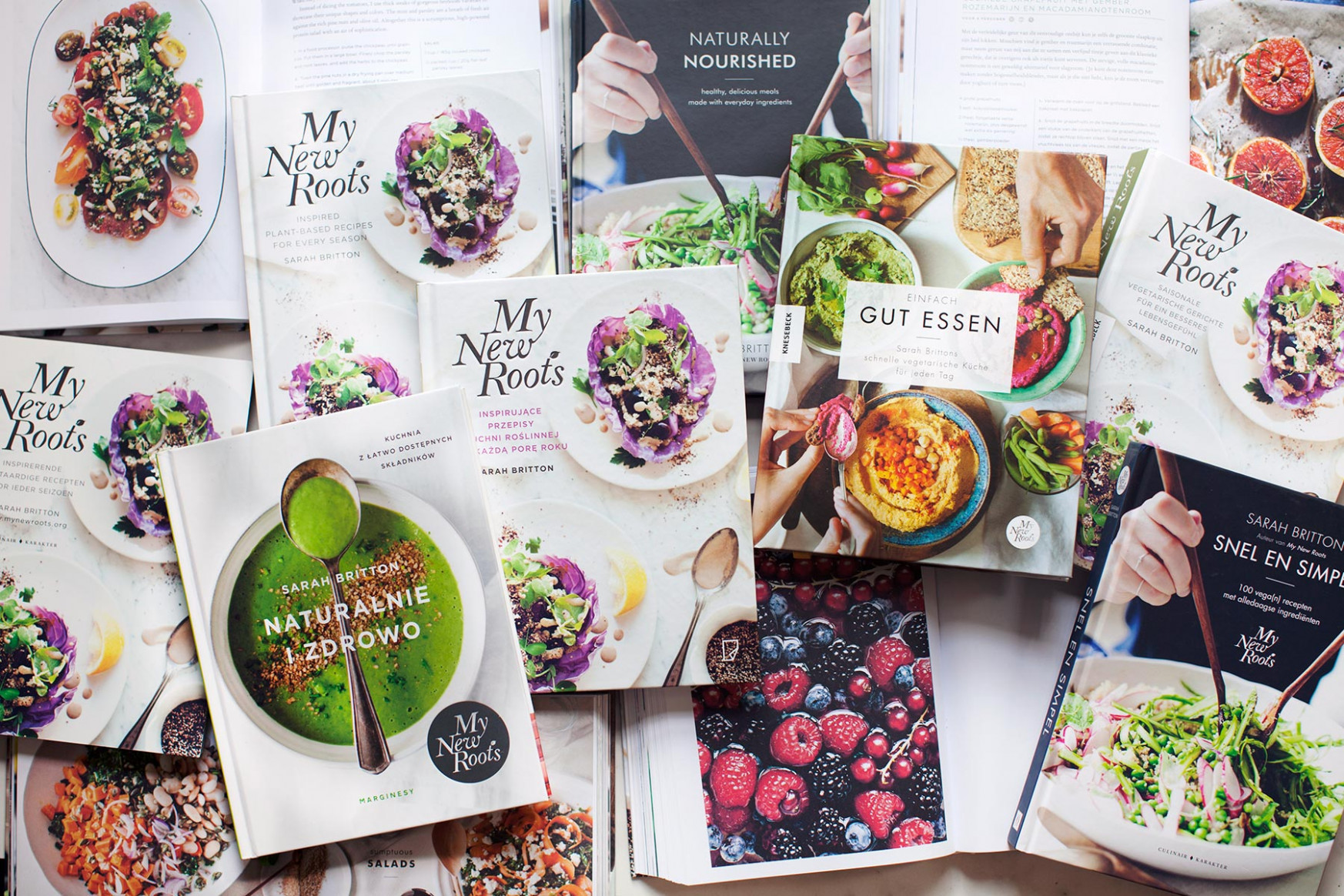 Cookbooks - My New Roots - healthy recipes cookbook