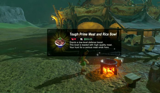 Cooking, Brewing, Recipes | Gameplay Basics - The Legend ..