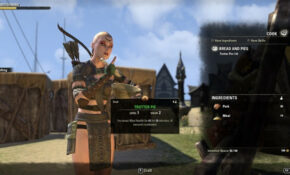 Cooking: ESO Provisioning Guide – Food Recipes Eso