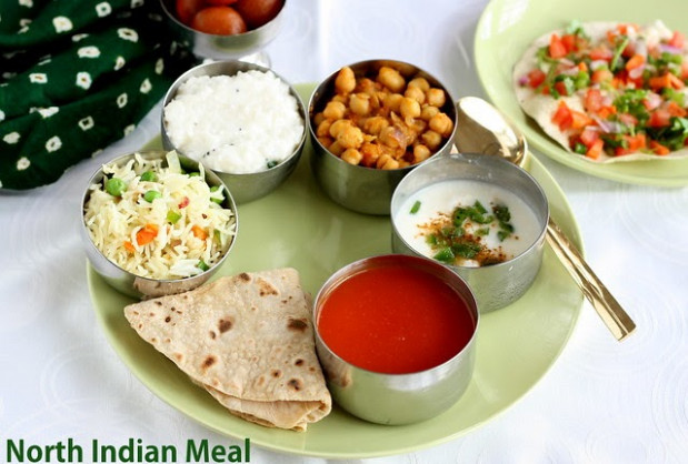 COOKING FOR GUEST SERIES #2 | NORTH INDIAN LUNCH | DINNER ..