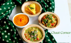 COOKING FOR GUESTS SERIES #20 |CHAAT RECIPES | EVENING ..
