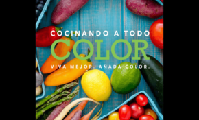 Cooking In Color Spanish Edition – Healthy Recipes In Spanish