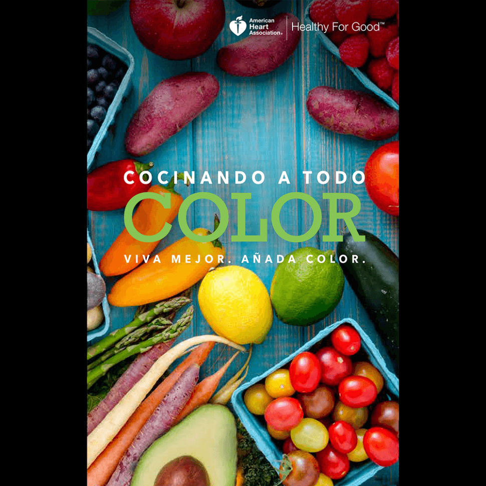 Cooking In Color Spanish Edition - Healthy Recipes In Spanish