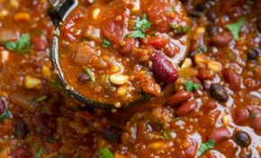 Cooking Pinterest: Vegetarian Quinoa Chili Recipe – Recipe Vegetarian Quinoa Chili