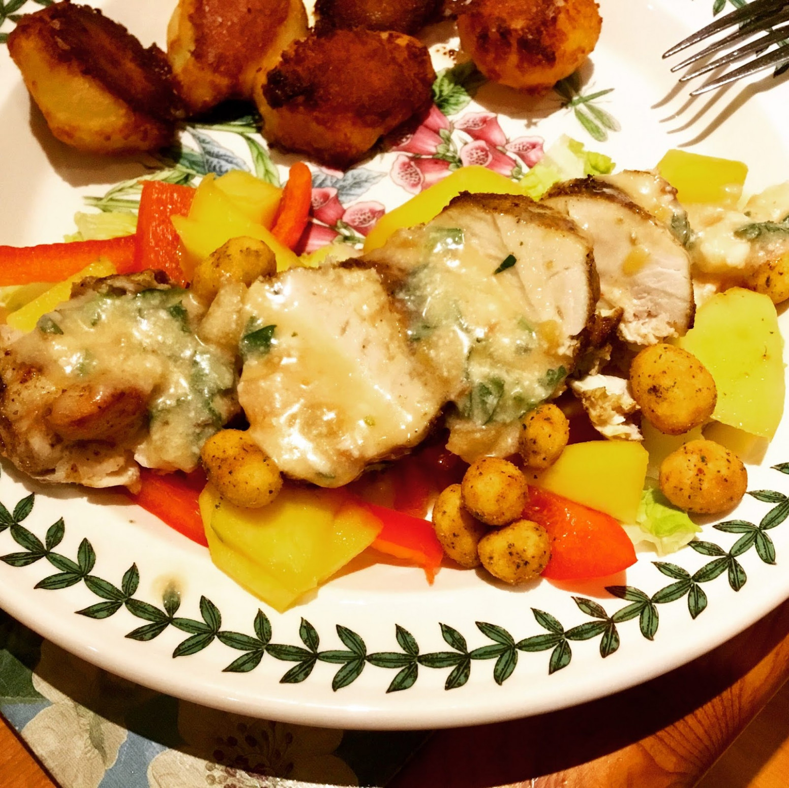 Cooking the Books with Kelly-Jane: Chicken, Red Pepper and ..