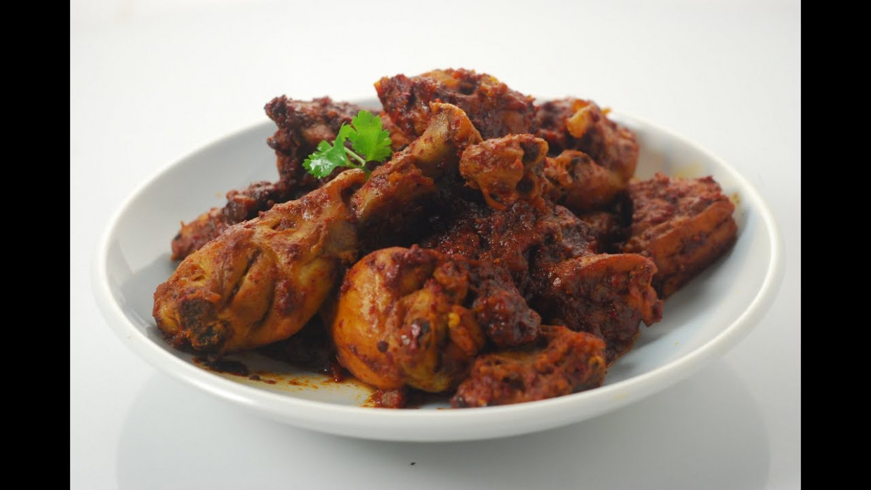 Coorg Style Dry Chicken - chicken recipes dry