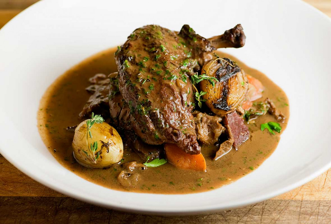 Coq au Vin - chicken recipes for a crowd