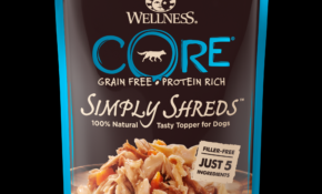 CORE Simply Shreds Mixer Or Topper Tuna, Beef & Carrots ..