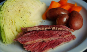 Corned Beef Brisket With Boiled Vegetables – Simply Scratch – Recipes Boiled Dinner