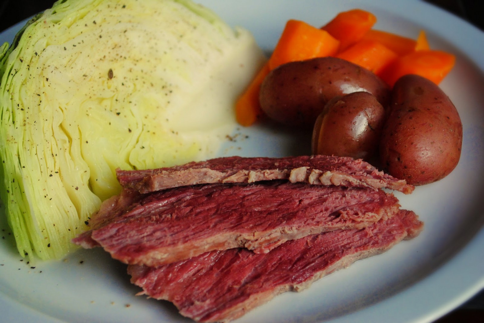 Corned Beef Brisket with Boiled Vegetables - Simply Scratch - recipes boiled dinner