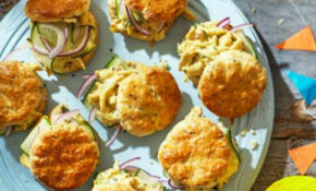Coronation Chicken Scones Recipe | BBC Good Food – Recipes Buffet Dinner