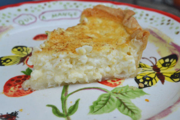 Cottage Cheese Pie Recipe | Serious Eats - recipes using cottage cheese healthy
