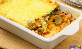 Cottage Cheese Vegetable Lasagne – Recipes Using Cottage Cheese Healthy