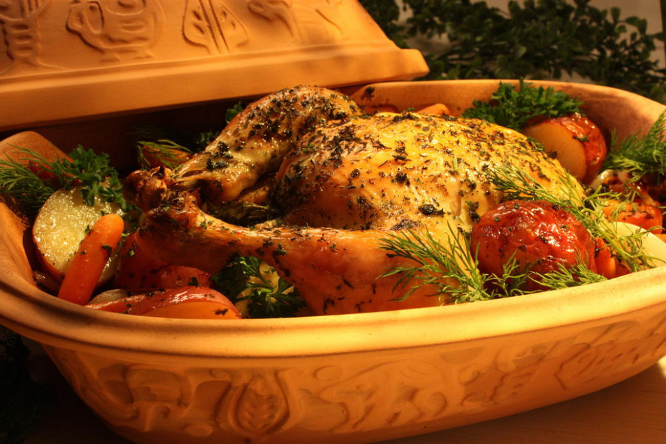 Country French Chicken | MrFood