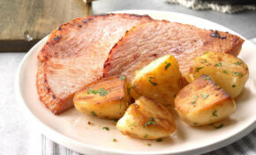 Country Ham and Potatoes Recipe | Taste of Home
