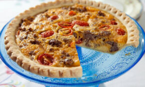 Country Quiche Recipe | Trisha Yearwood | Food Network