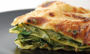 Courgette Lasagne – Sutton Community Farm – Kale Recipes Vegetarian