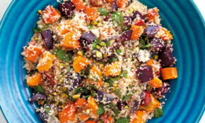 Couscous With Roasted Vegetables – Annabel Langbein – Recipes – Recipes Couscous Vegetarian